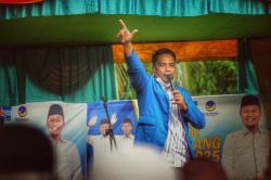 Khozin Jadi Cawabup, Sopandi Gantikan di DPRD Meranti