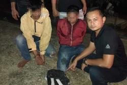 Bawa Sabu, Dua Warga Dumai Ini Dibekuk Polisi