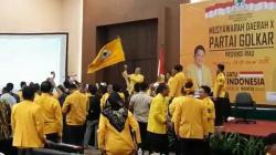Golkar Keluarkan 28 Nama Calon Bupati/Walikota dan Wakilnya di Sembilan Daerah