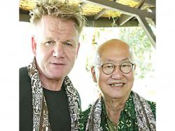 William Wongso Ajari Gordon Ramsay Bikin Rendang