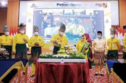 Memimpin Satu Dekade, Firdaus-Ayat Bawa Pekanbaru Jadi Kota Terbesar di Sumatera