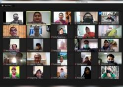 Bank BJB Gelar Webinar Bahas Jadi Pemimpin yang Mahir dalam Komunikasi Bisnis