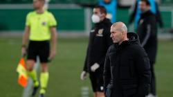 Tes Corona Negatif, Zidane Akan Dampingi Madrid Lawan Osasuna