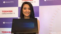 Toshiba Umumkan Berhenti Produksi Laptop