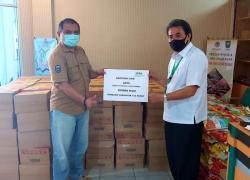 Lagi, APHI Riau Serahkan150 Paket Sembako Melalui BPHP Wilayah III Pekanbaru