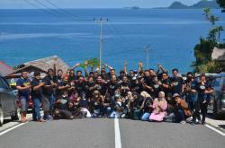 Tour de Mandeh Erci CPR, Bangkitkan Pariwisata Ditengah Pandemi
