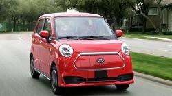 Mobil Listrik Buatan Cina Ini Dibanderol Rp140 Jutaan