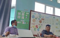 PLN Siap Gesa Pengalihan Tiang Jaringan di Badan Jalan Tj Samak