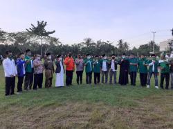 PC GP Ansor Gelar DTD dan Susbalan Tingkat Provinsi