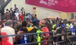 Ini Penyebab Kericuhan hingga Baku Pukul di Arena Tinju PON XX Papua