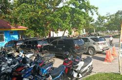 Empat SUV Jadi Travel Gelap Dikandangkan