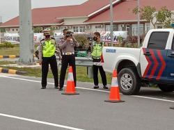Polisi Peringatkan Pengendara Agar Patuhi Batas Kecepatan