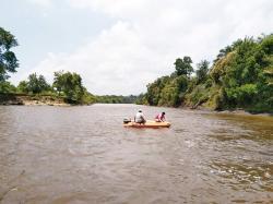 Murid SD Hanyut di Sungai di Rohul Belum Ditemukan