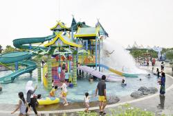 Labersa Waterpark Pekanbaru Diskon 50 Persen