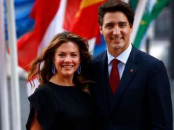Istri PM Kanada Sembuh dari Corona