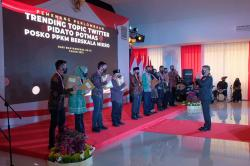 Utusan Polres Meranti Unggul di Ajang Lomba Polda Riau