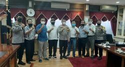 Riau Tv dan Polda Riau Kerja Sama Program