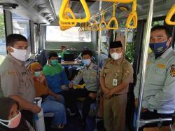 Vaksin Massal Kelurahan Tangkerang Labuai Capai Target
