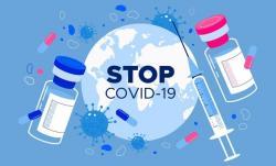 Koramil Gelar Vaksinasi Massal di SMPN 13