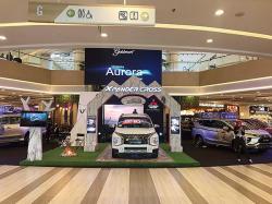 Produk Unggulan Mitsubishi Melantai di Living World