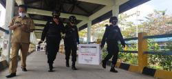 1.300 Dosis Vaksin Sinovac Tahap II Tiba di Kepulauan Meranti