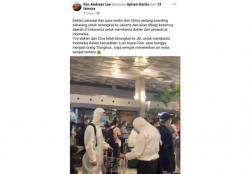 Tidak Benar Tim Medis Cina Berangkat ke Indonesia