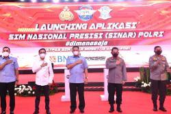Bamsoet Apresiasi Kapolri Luncurkan Aplikasi SIM Online Nasional