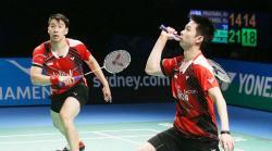 Singkirkan Ganda Malaysia, The Minions ke Semifinal