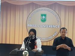 Meranti Pasien Perdana, Inhu Tambah Satu, Ini Tambahan Tujuh Positif di Riau