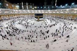 Arab Saudi Mulai Terima Jamaah Umrah 10 Agustus