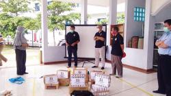 Kagama Pekanbaru Donasikan Suplemen untuk Tenaga Medis