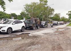 PUPR Janji Segera Perbaiki Jalan Rusak