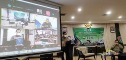 Kanwil BPN Riau Gelar Rakor Awal GTRA 2021