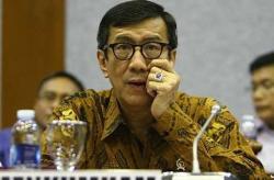 Usulkan ke DPR, Yasonna Ingin Ratusan Napi Koruptor Bebas