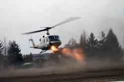 Helikopter Militer AS Ditembak di Virginia