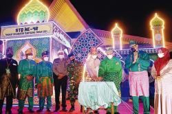 Bupati Buka STQ Kecamatan Tempuling