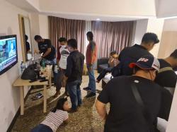 Pesta Narkoba di Tengah Pandemik Corona, 17 Orang Digerebek