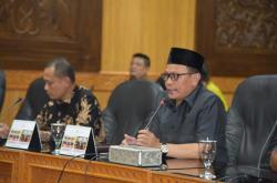 Komisi I DPRD Bengkalis Bahas Karhutla Bersama OPD dan Perusahaan