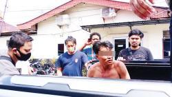 Polisi Tembak Tersangka Pembunuh Anak Tiri