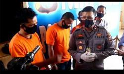 Tiga Pelaku Spesialis Ganjal ATM Ditembak