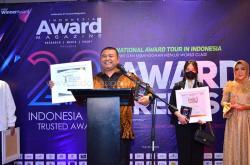 SPR Raih Inspiring Professional and Leadership Award