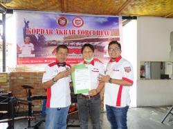 Miliki Ketua Baru, Forci Riau Gelar Kopdar