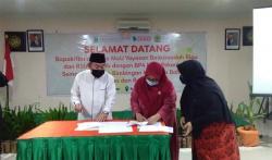 Yayasan Baitussa'adah Riau dan RSIA Zainab Lakukan Penandatanganan Kerja Sama dengan BP4 Pekanbaru