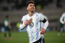 Messi Pilih Mbappe dan Neymar Rebut Ballon dOr 2021