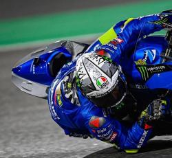 Ketika Suzuki Berambisi Pertahankan Gelar Juara Dunia MotoGP