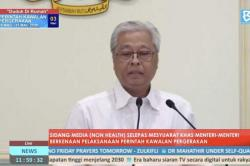 Lockdown, Malaysia Kerahkan 50 Ribu Pasukan