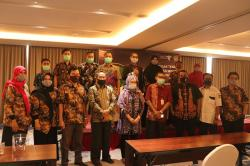 Kemenparekraf dan PT Gelar Bimtek Dua Desa Wisata di Riau