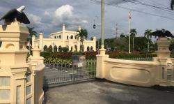 Kunjungan ke Istana Siak dan Tempat Wisata Melonjak