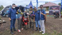 PT Alfa Scorpii Adakan Anniversary Nmax Rides Kuansing ke-2