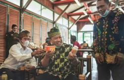 UMKM Manfaatkan Tangsi Belanda sebagai Ruang Kreatif Hijau